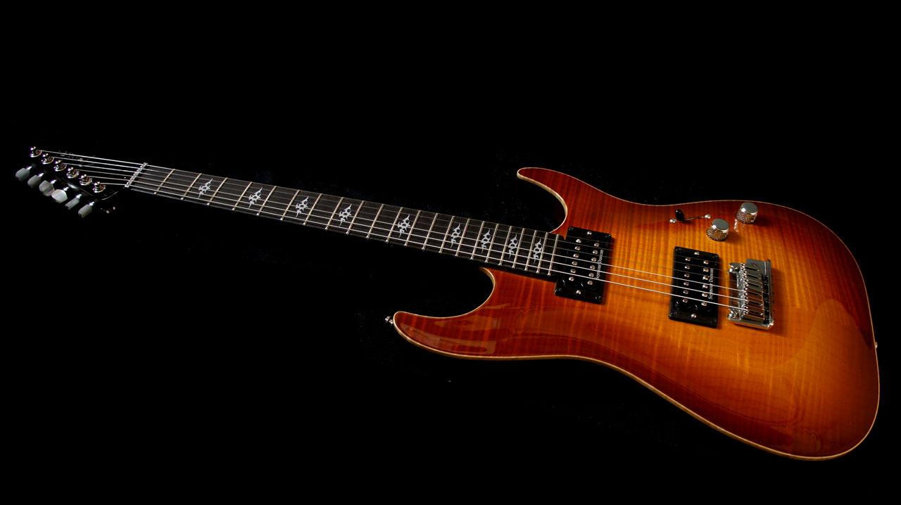 Fender custom shop showmaster elite fmt for Custom elite com